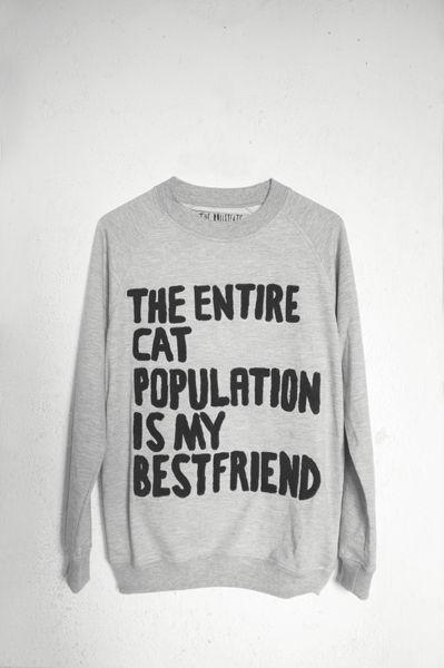 Entire Cat Population