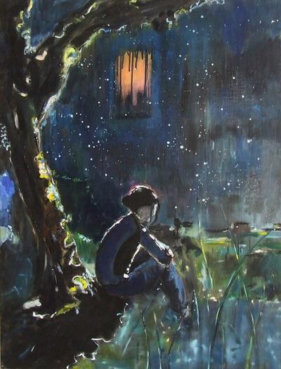 Lantern Night Thoughts