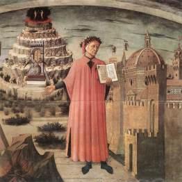 Dante by Botticelli
