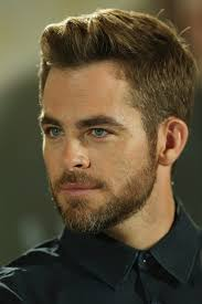Chris Pine handsome