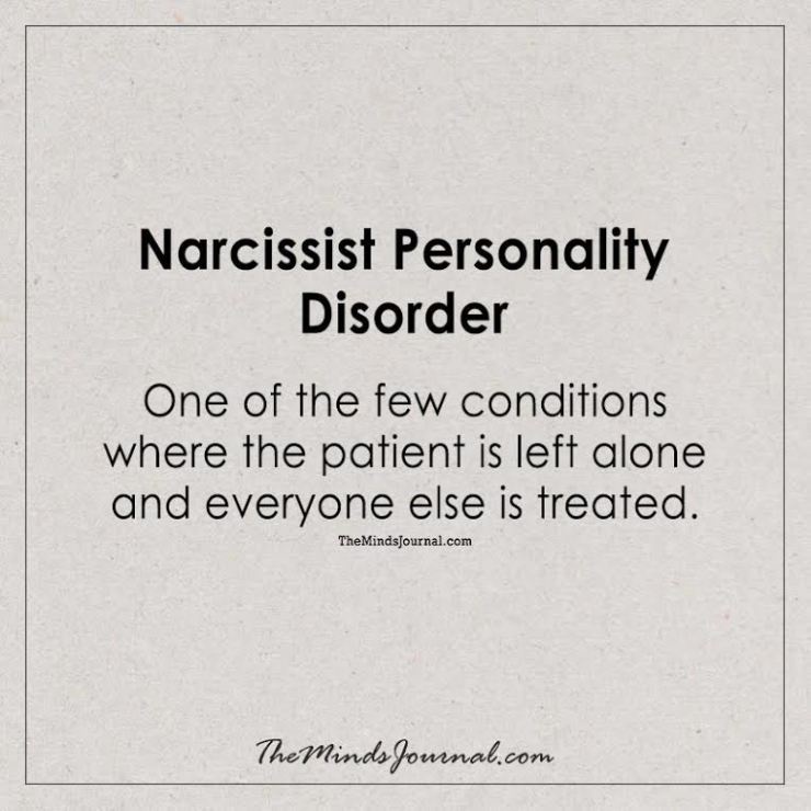 narcissist-personality-disorder