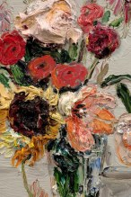 Oil Paint Flowers