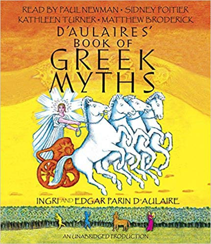 Daulaires Greek Myths