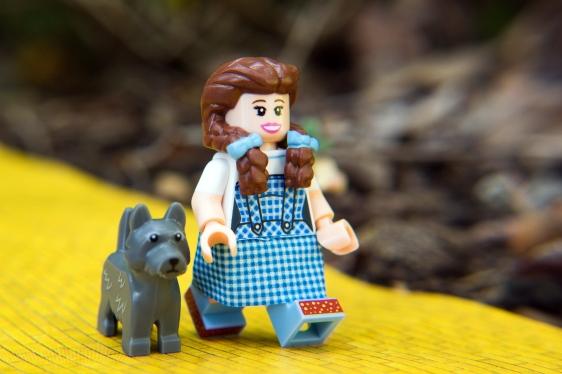 Dorothy Toto Lego