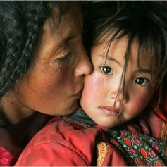 Mother Mongolian
