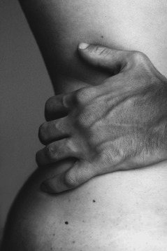 grasp my waist