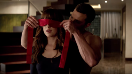 50 shades blindfold