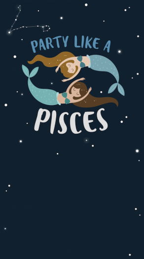 party like pisces