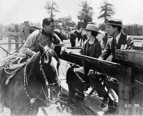 tom mix 1924-the-iron-horse