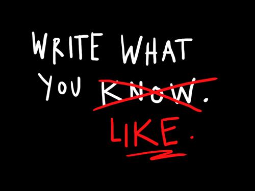 Write-what-you-Like