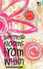 Happiness Blooms